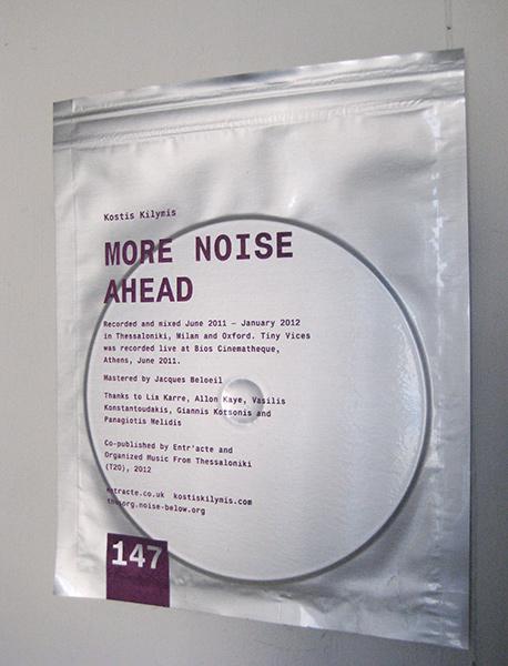 Kostis Kilymis - More Noise Ahead