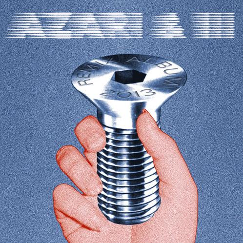 Azari&IIIRemixAlbumCover