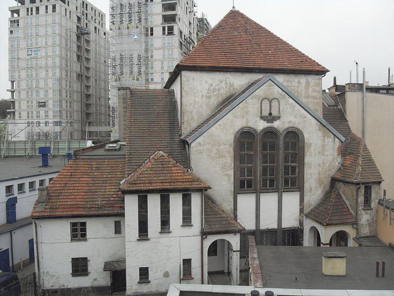 Budynek Nowej Synagogi