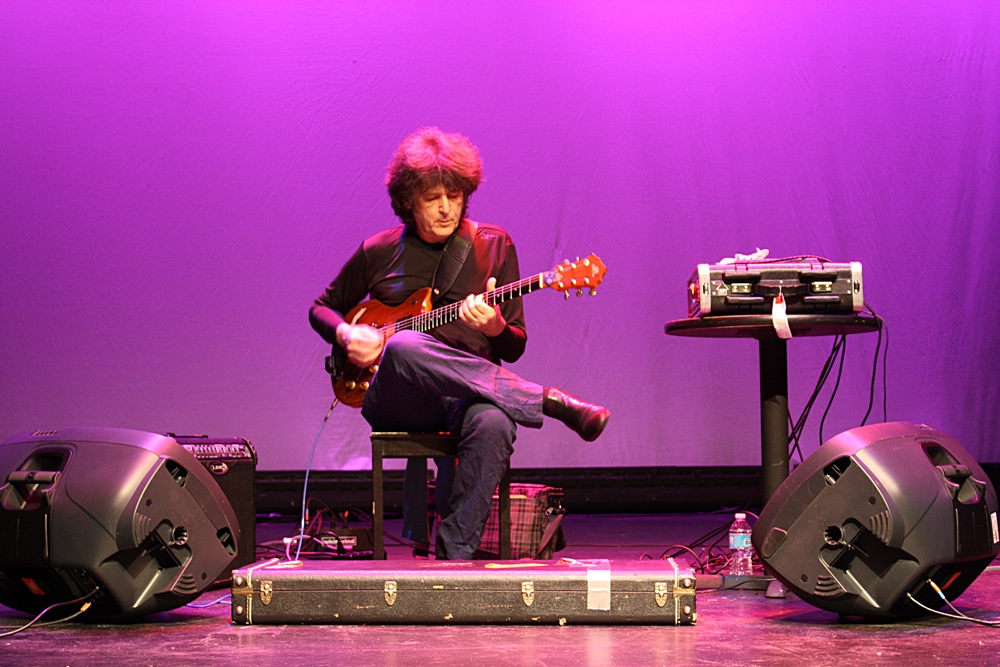 RICHARD PINHAS @  sonic circuits 2013