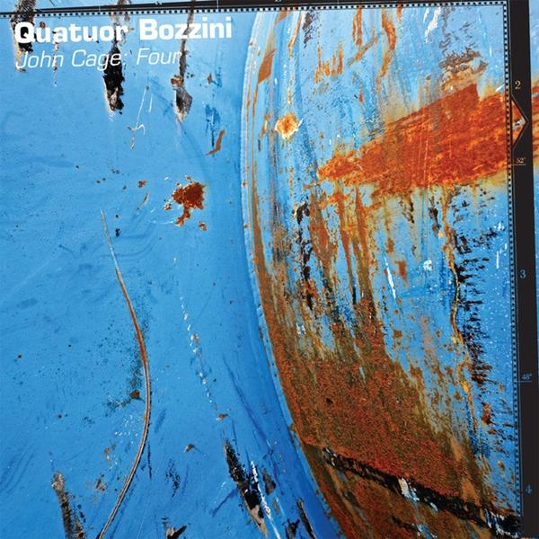Bozzini Quartet - okładka