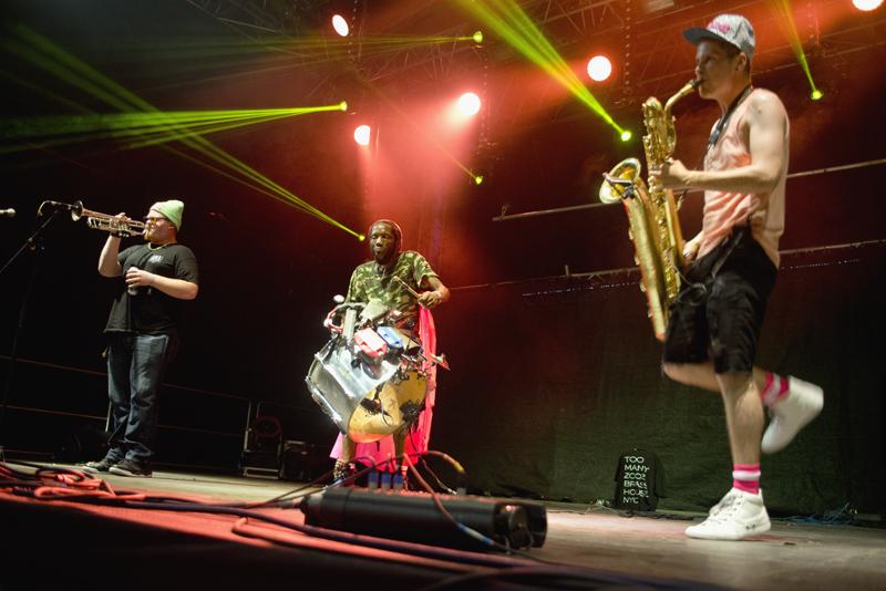 Too Many Zoot, Colours Of Ostrava, hudba, festival, koncerty
