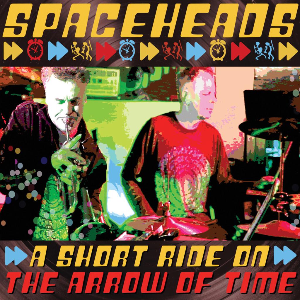 Spaceheads - okładka