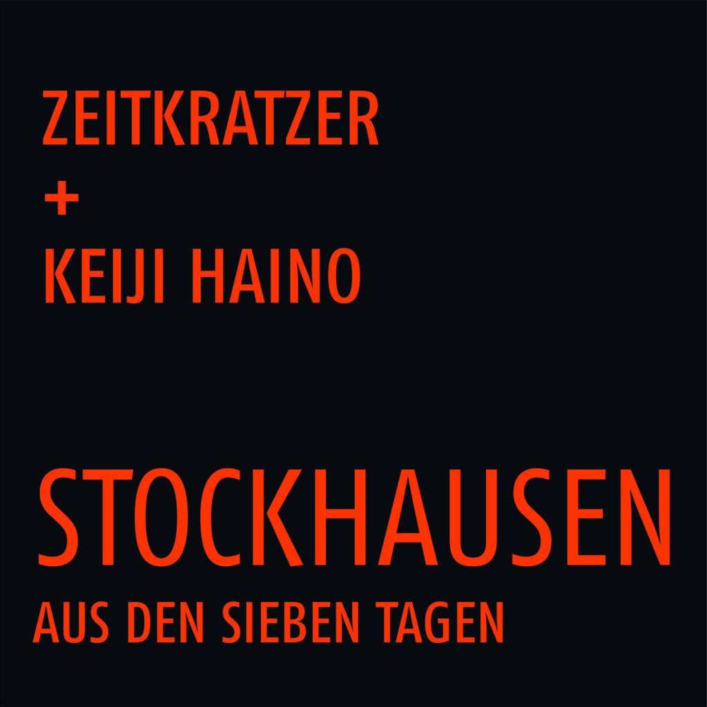 Stockhausen Aus Den Sieben Tagen